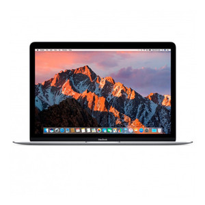 PORTATIL APPLE MACBOOK 12 MID 2017 SILVER
