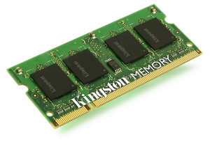 Módulo RAM SODIMM DDR3 2GB PC1600 KINGSTON RETAIL (POR)