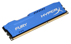 Módulo RAM DDR3 8GB PC1600 KINGSTON HYPERX FURY
