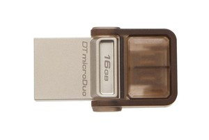Pendrive 16Gb Usb3.0 Kingston Dt Micro Duo Otg