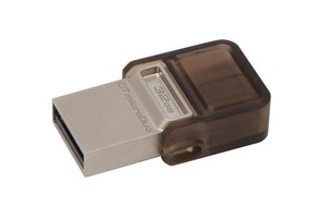Pendrive 32Gb Usb3.0 Kingston Dt Micro Duo Otg