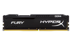 Módulo RAM DDR4 4GB PC2133 KINGSTON HYPERX FURY BLACK