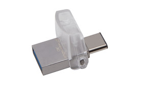 Pendrive 64Gb Usb3.0 Tipo C Kingston Dt Micro Duo