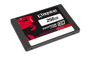 Disco Duro 2.5 Ssd 256Gb Kingston Kc400 Ssdnow Kc