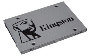 Disco Duro 2.5 Ssd 120Gb Sata3 Kingston Ssdnow Uv400