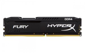 Módulo RAM DDR4 16GB PC2400 KINGSTON HYPERX FURY BLACK