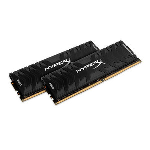 Módulo RAM DDR4 8GB (2x4GB) PC3000 KINGSTON HYPERX