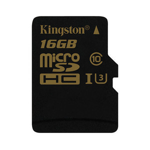 Memoria Microsd Gold 16Gb Kingston Uhs-I Cl3(U3)