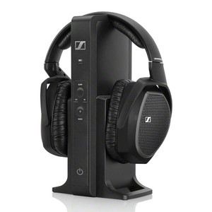Auricular Sennheiser Rs 175 Tv Wireless Negro