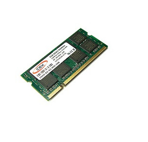 Módulo RAM SODIMM DDR2 2GB PC667 CSX RETAIL (PORT)