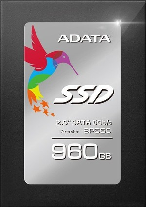 Disco Duro 2.5 Ssd 960Gb Sata3 Adata Sp550