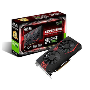 VGA ASUS GTX 1060 OC EXPEDITION 6GB GDDR5