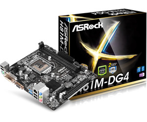 Placa Base ASROCK 1150 H81M-DG4