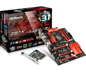 Placa Base Asrock1150 Z97X KILLER/3.1 FATAL1TY