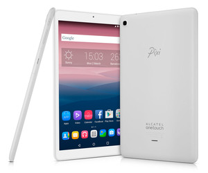 Tablet Alcatel Pixi 3 9010 10'' Blanca Quad Core 8Gb 1GB
