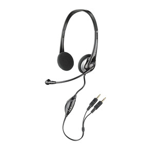 Auricular Con Micro Plantronics Audio 326 Pc