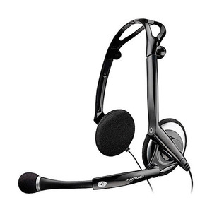 AURICULARESMICRO PLANTRONICS AUDIO 400 BLACK