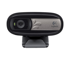 WebCam Logitech C170 NEGRA