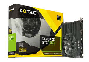 VGA ZOTAC GTX 1050 MINI 2GB GDDR5