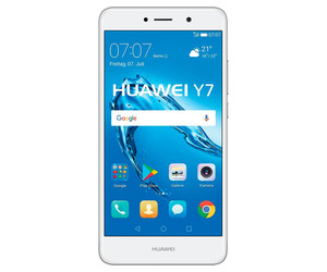 HUAWEI Y7 TORONTO BLANCO MOVIL 4G DUAL SIM 5.5'' IPS LED/8