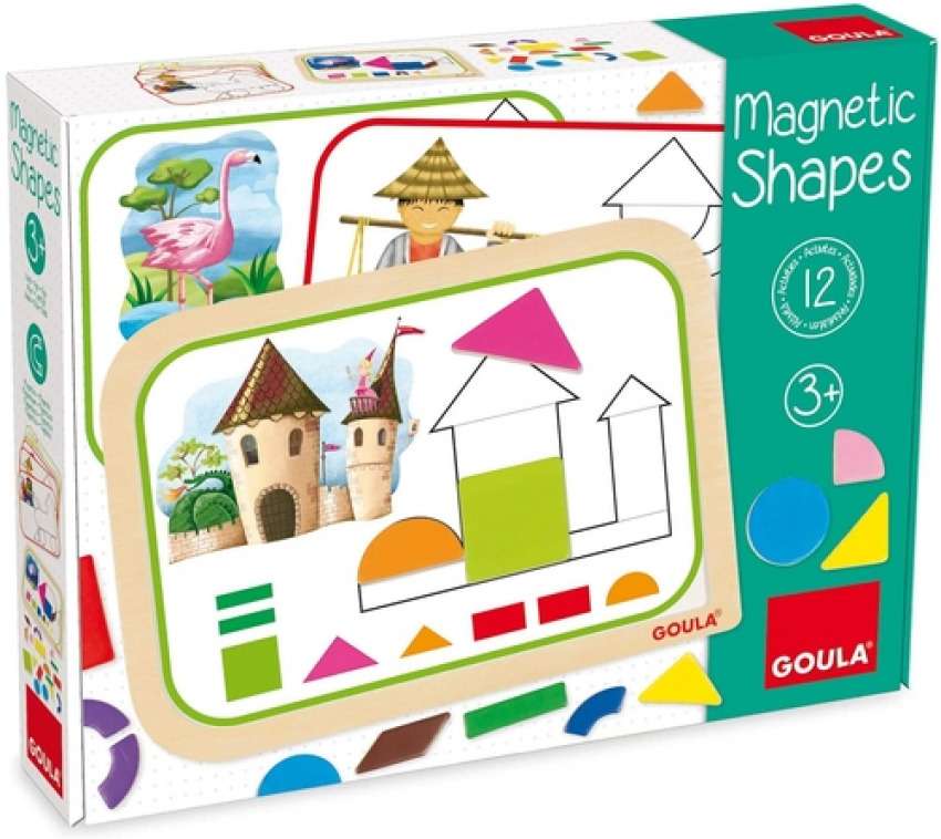JUEGO MAGNETIC SHAPES