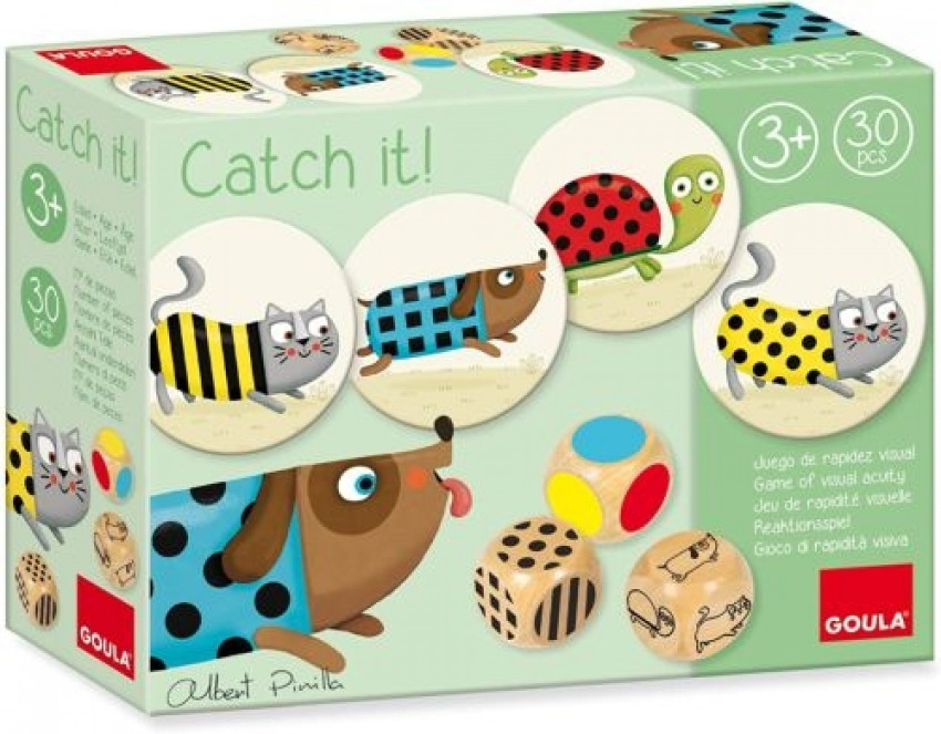 JUEGO CATCH IT!