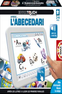 (CAT).EDUCA TOUCH JUNIOR ABECEDARI.(EDUCATIVOS)