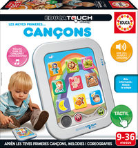 Educa touch baby cançons