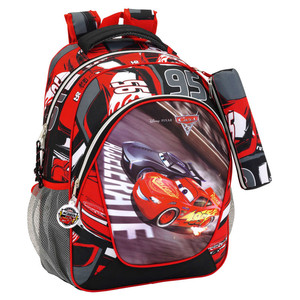 Day Pack adaptable carro Cars 3 32x44x14cm