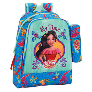 Day Pack adaptable carro Elena de Avalor 33x42x14cm