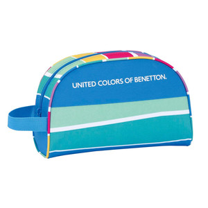 NECESER ADAPTABLE A CARRO BENETTON STRIPES 28x18x10cm