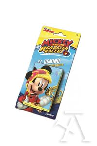 NAIPE INFANTIL MICKEY AND THE ROADTERS RACERS 40 CARTAS