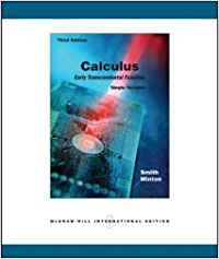 CALCULUS: SINGLE VARIABLE WITH MATHZONE: EARLY TRANSCENDENTAL FUNCTIONS