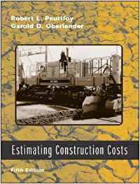 ESTIMATING CONSTRUCTION COSTS WITH CD