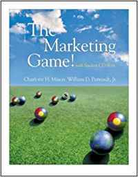THE MARKETING GAME WITH STUDENT CD-ROM