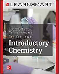 LEARNSMART 180 DAYS ONLINE ACCESS FOR INTRODUCTORY CHEMISTRY