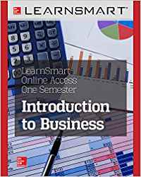 LEARNSMART 180 DAYS ONLINE ACCESS FOR INTRODUCTION TO BUSINESS