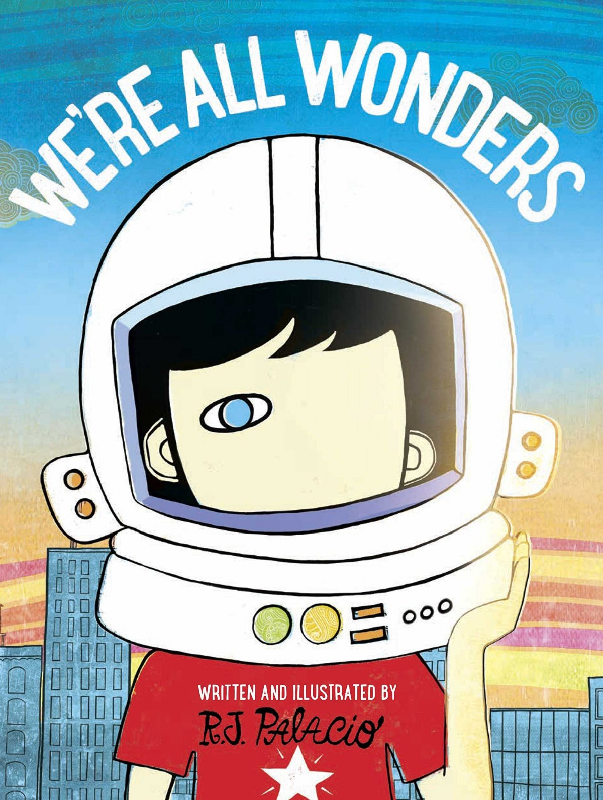 WE ARE ALL WONDER