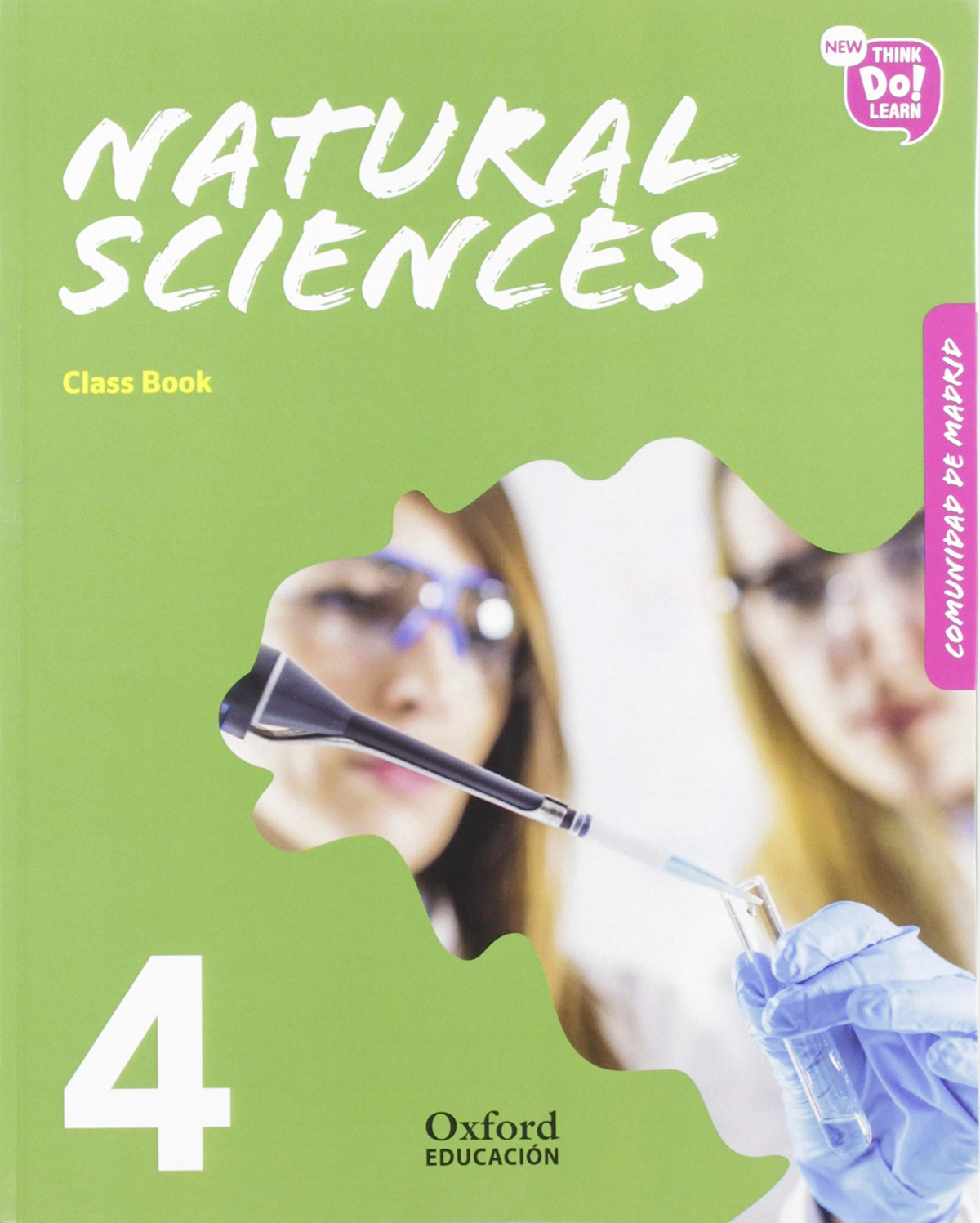 (MAD).(19).NEW NATURAL SCIENCE 4ºPR.(PACK LIBROS MODULOS )/M