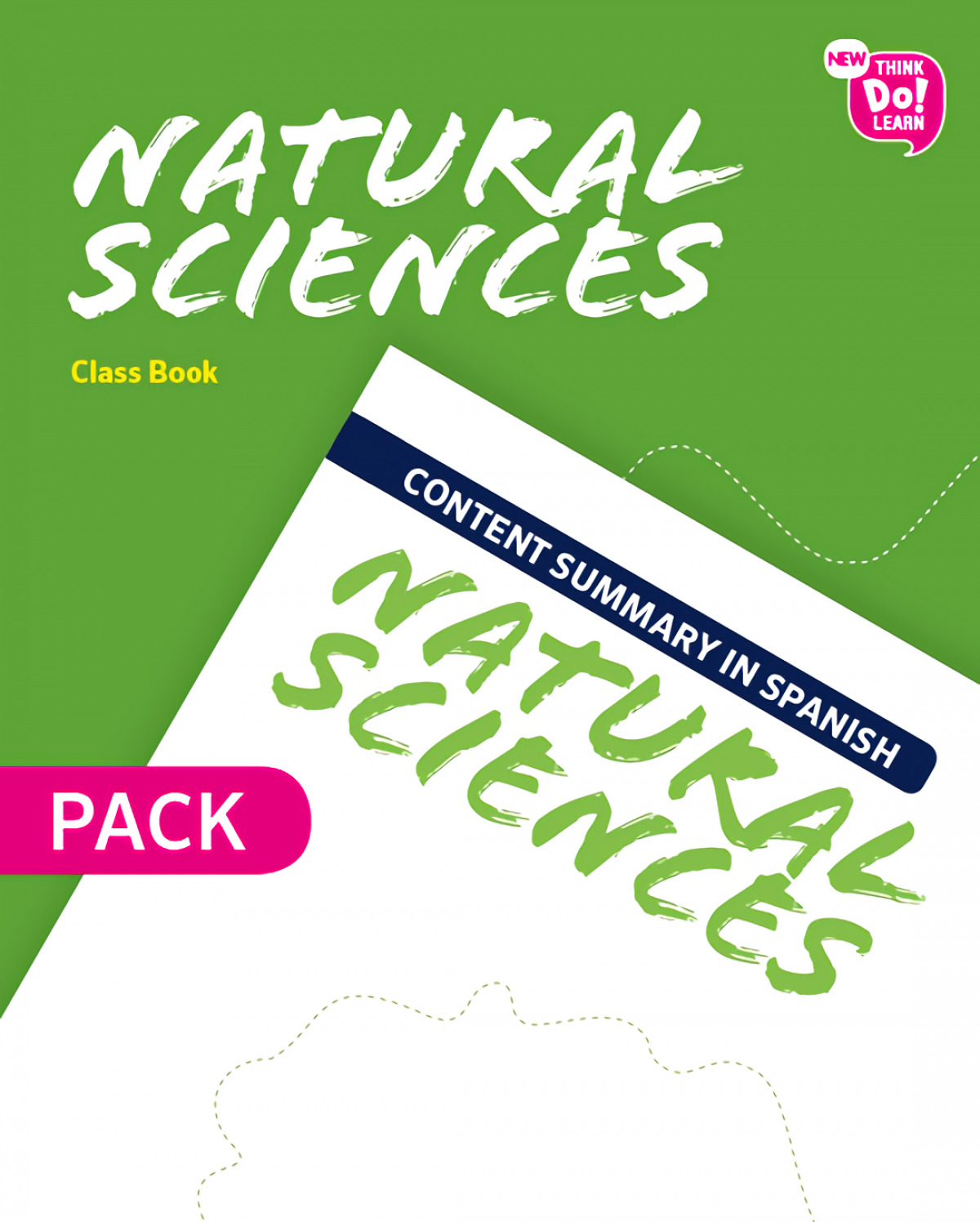 NATURAL SCIENCE 5 PRIMARY COURSEBOOK ANDALUCIA PACK NEW THINK DO LEARN