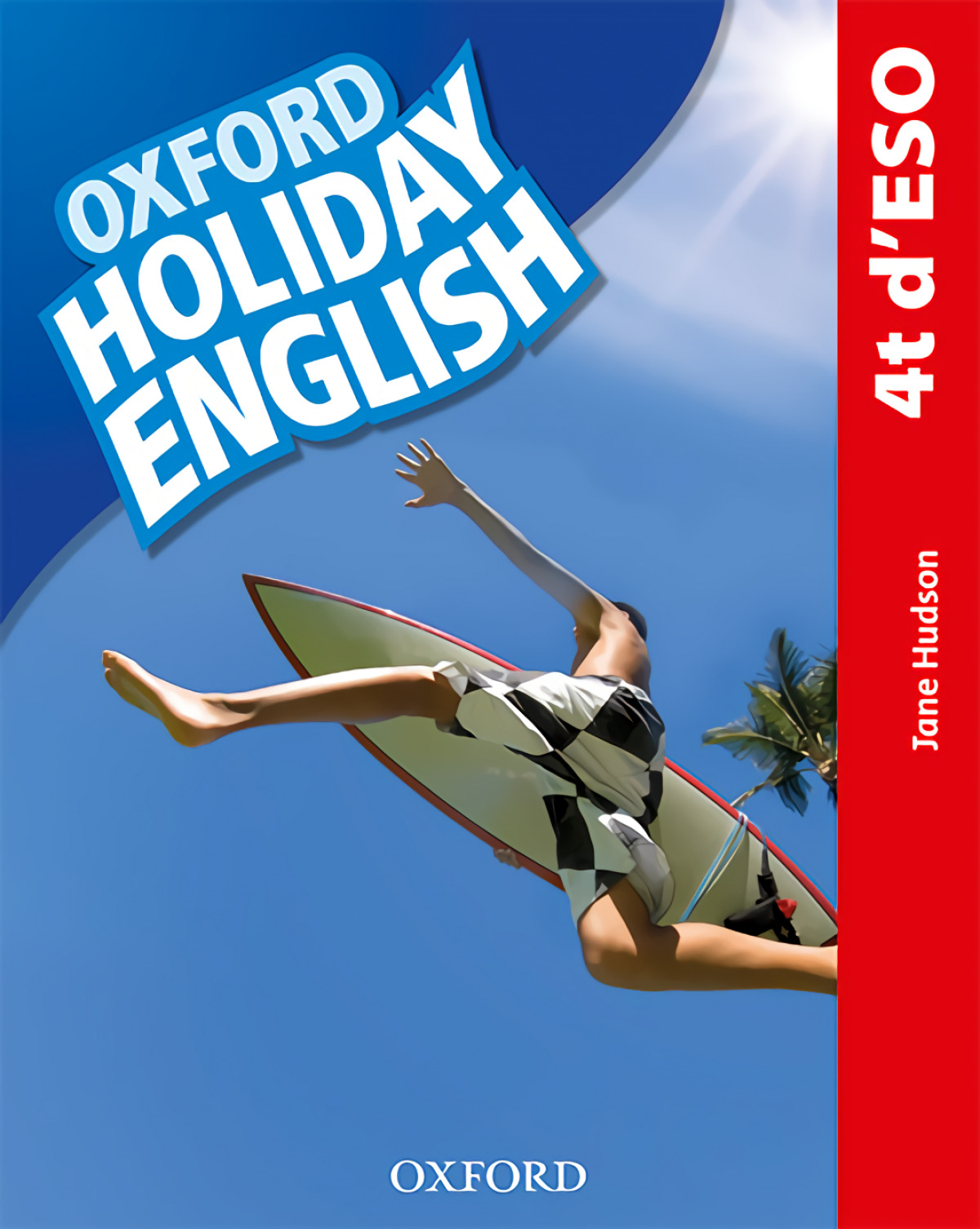 HOLIDAY ENGLISH 4 ESO PACK CATALA THIRD REVISED EDITION