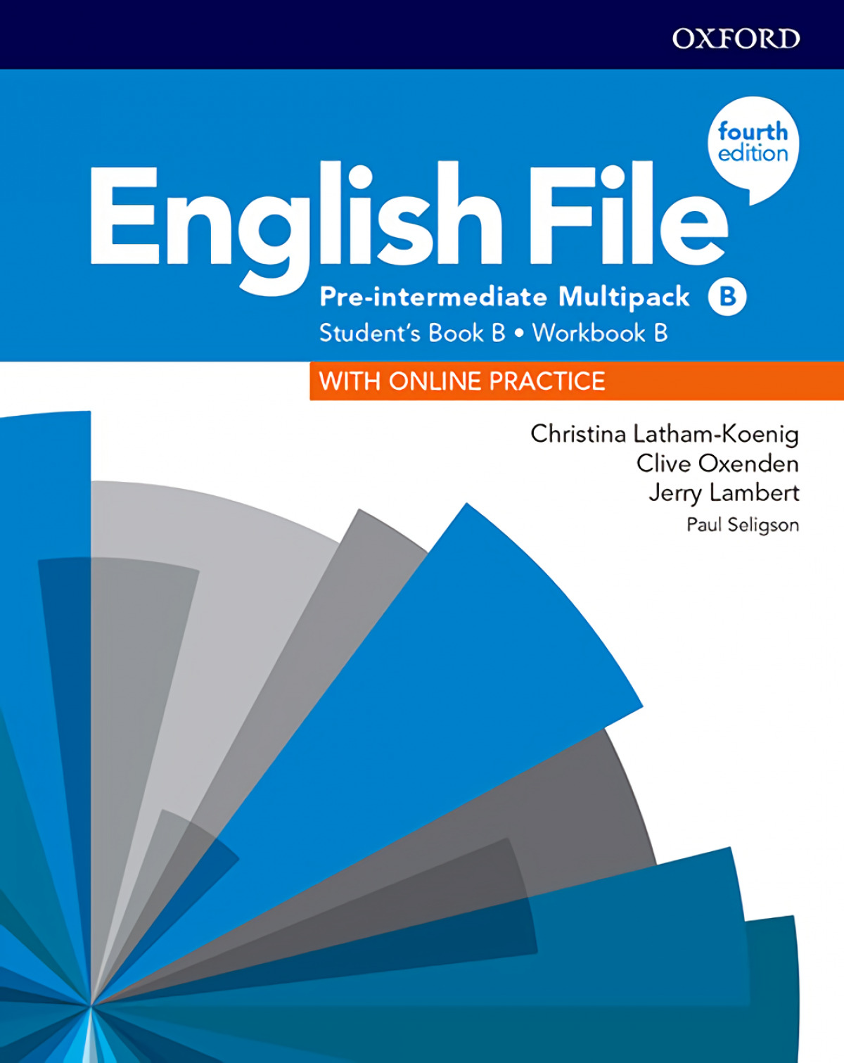ENGLISH FILE PRE INTERMEDIATE MULTIPACK B FOURTH EDITION