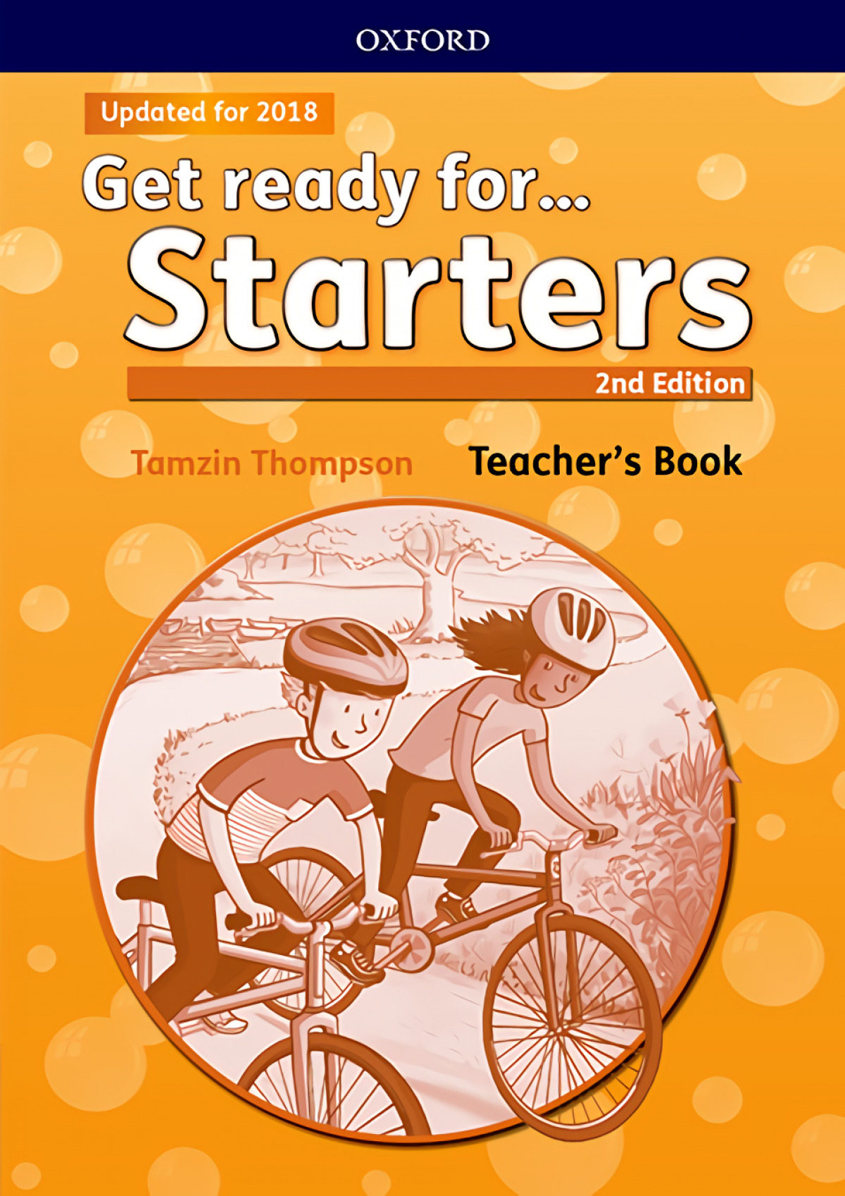 (17).(TCHS).GET READY FOR STARTERS (TEACHER'S BOOK)
