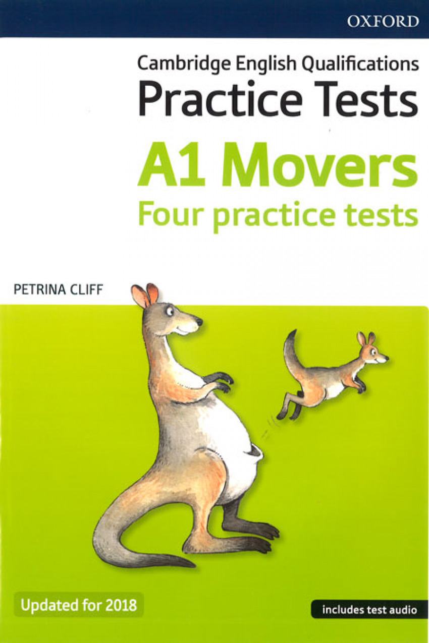 (18).MOVERS PRACTICE TESTS SB+CD
