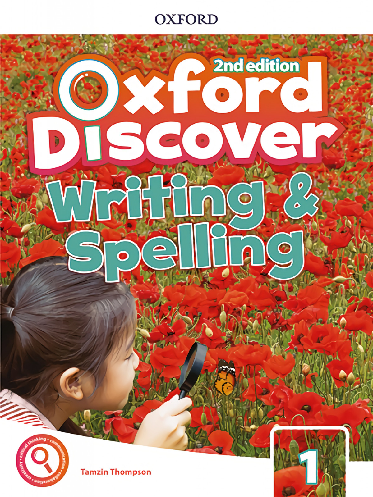 OXFORD DISCOVER 1 WRITING AND SPELLING BOOK SECOND EDITION
