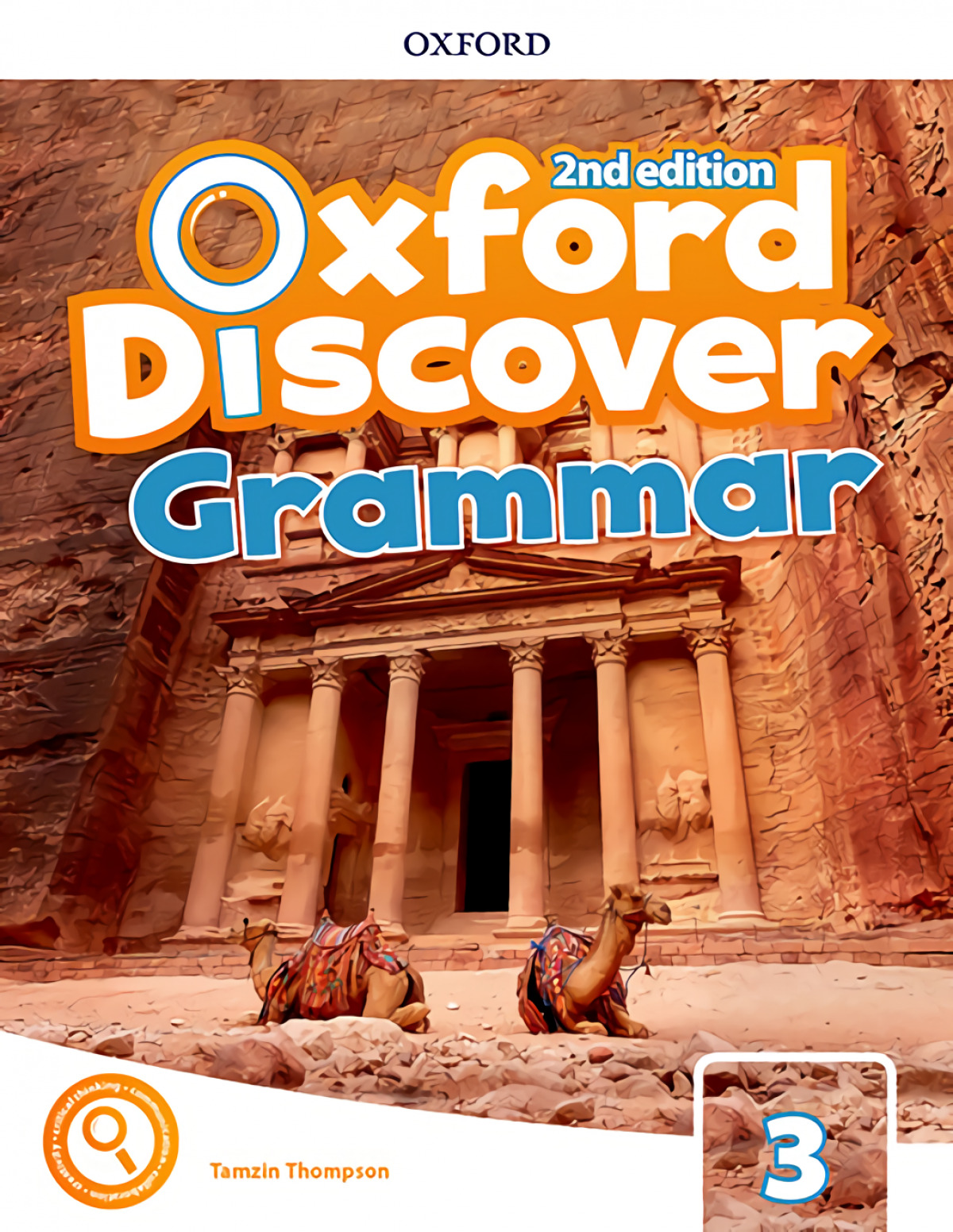 OXFORD DISCOVER GRAMMAR 3 STUDENTS SECOND EDITION