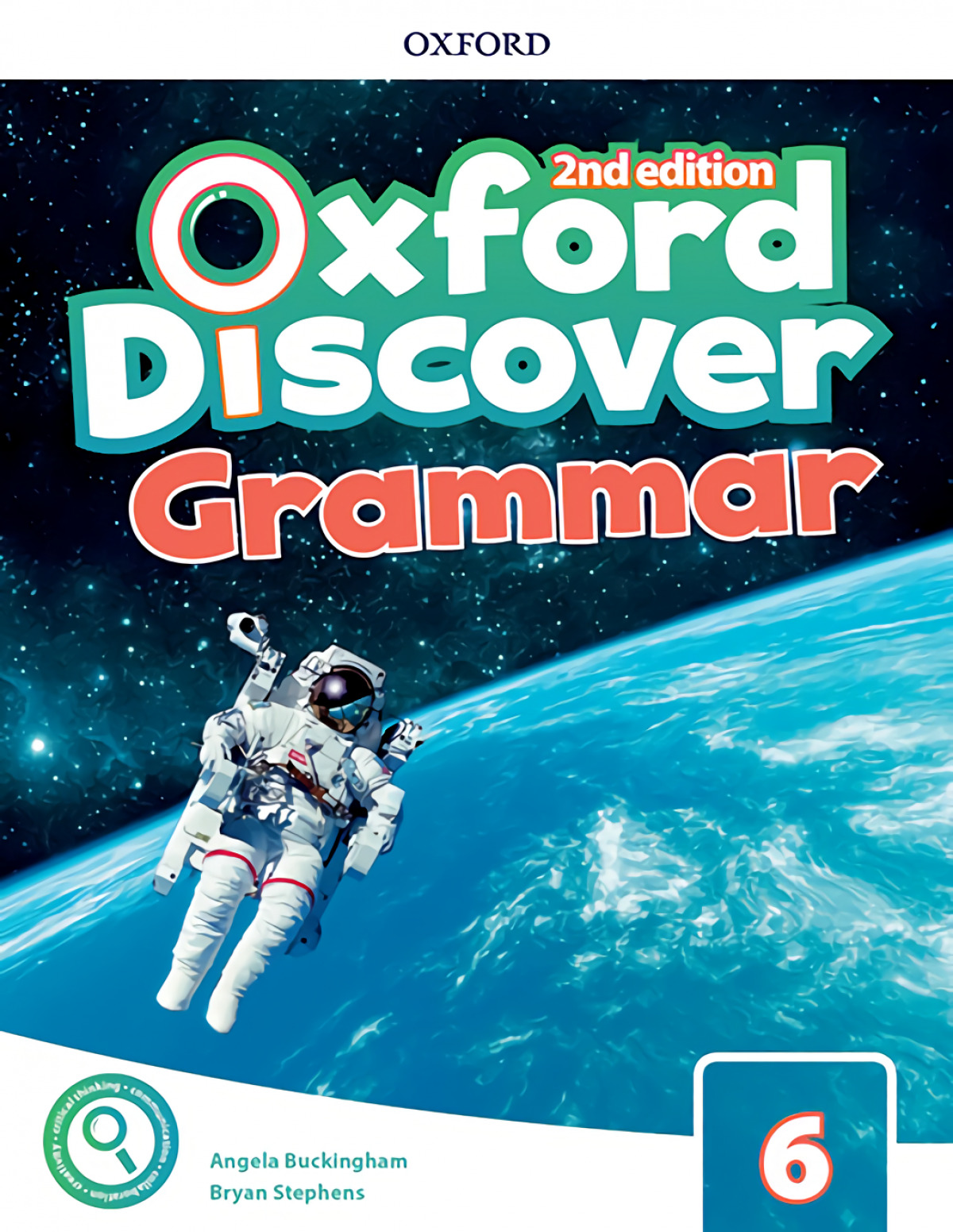OXFORD DISCOVER GRAMMAR 6 STUDENTS SECOND EDITION
