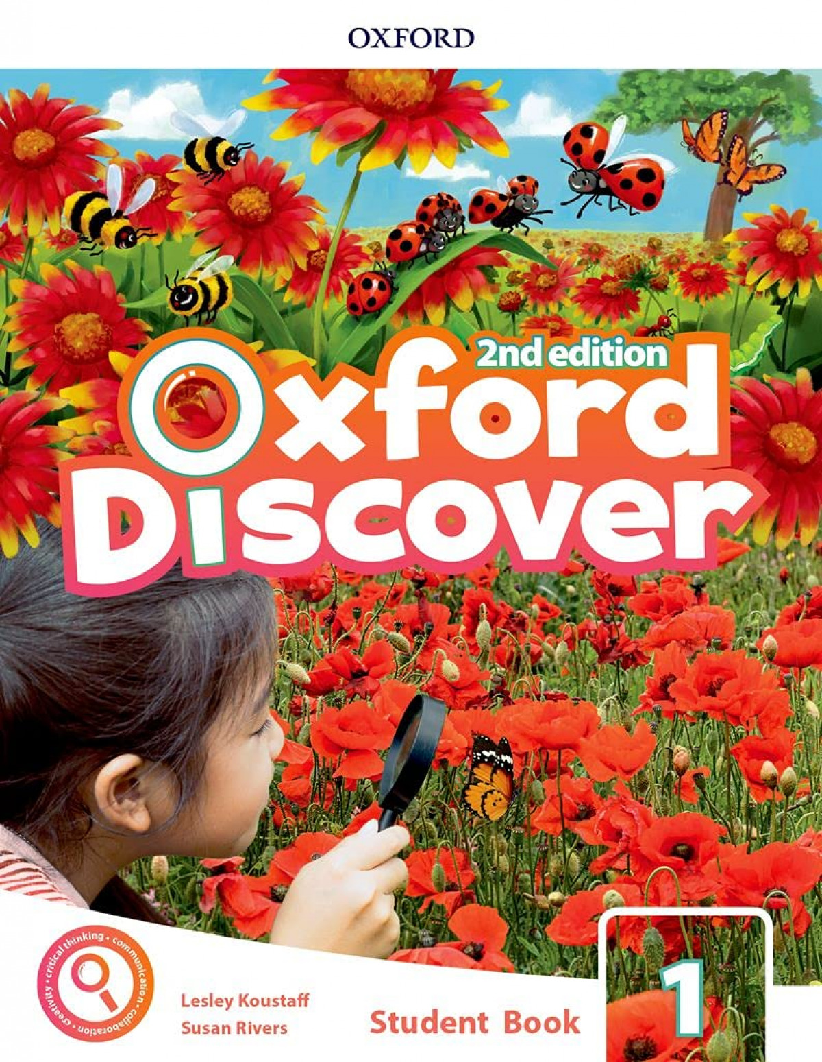 OXFORD DISCOVER 1 PRIMARY STUDENT BOOK SECOND EDITION