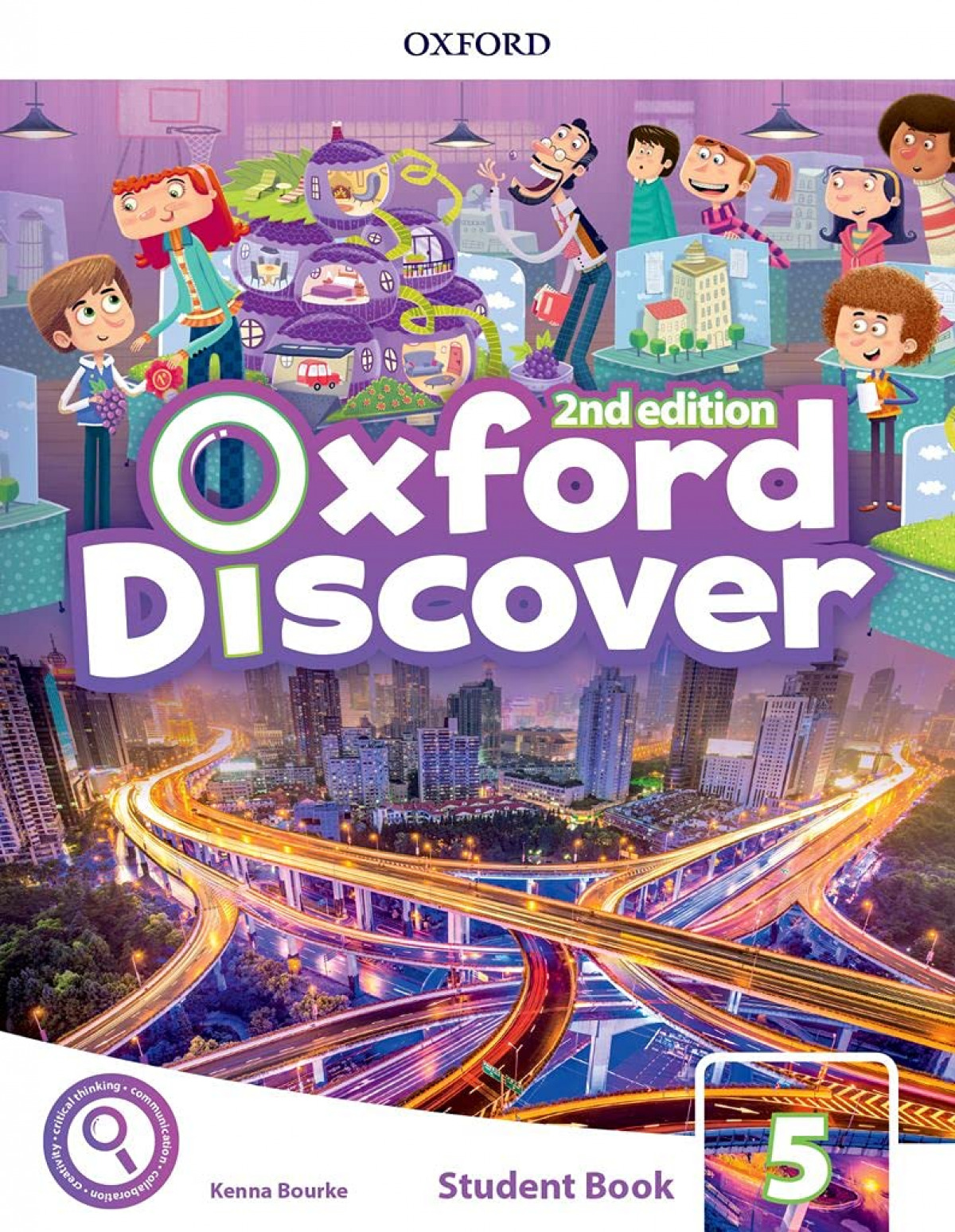 OXFORD DISCOVER 5 PRIMARY STUDENT BOOK SECOND EDITION