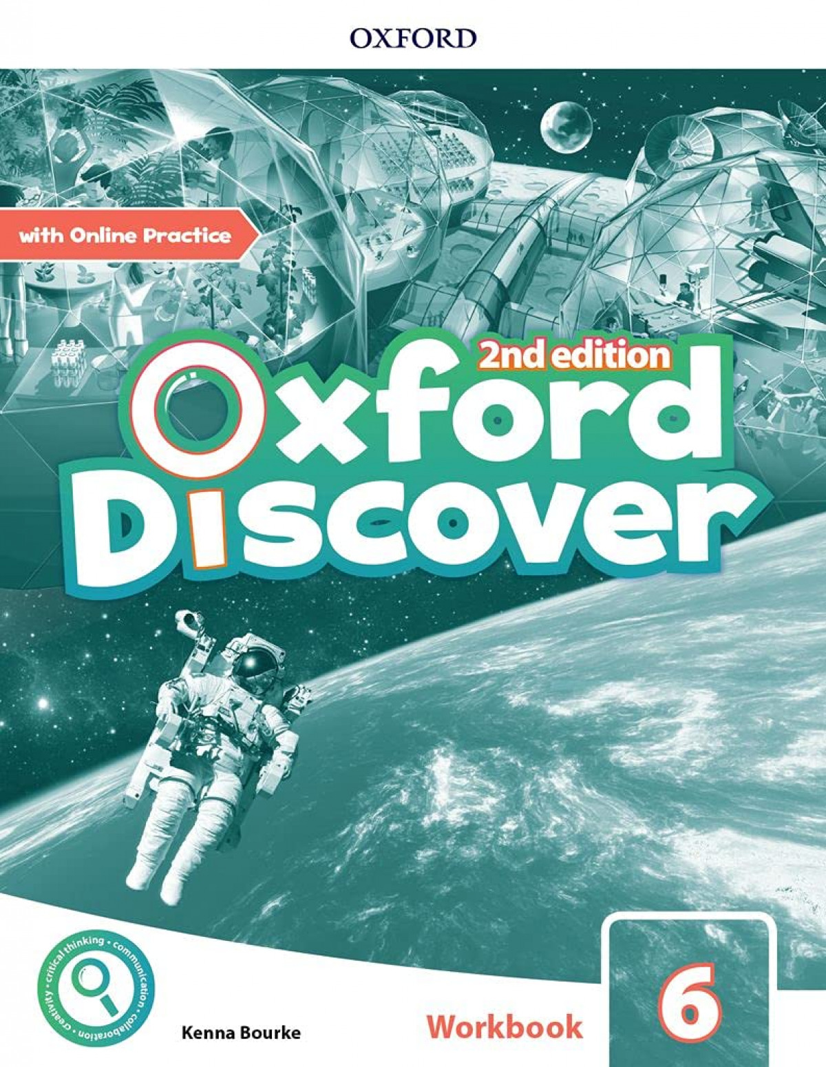OXFORD DISCOVER 6 PRIMARY WORKBOOK WITH ONLINE PRACTICE SECOND EDITION